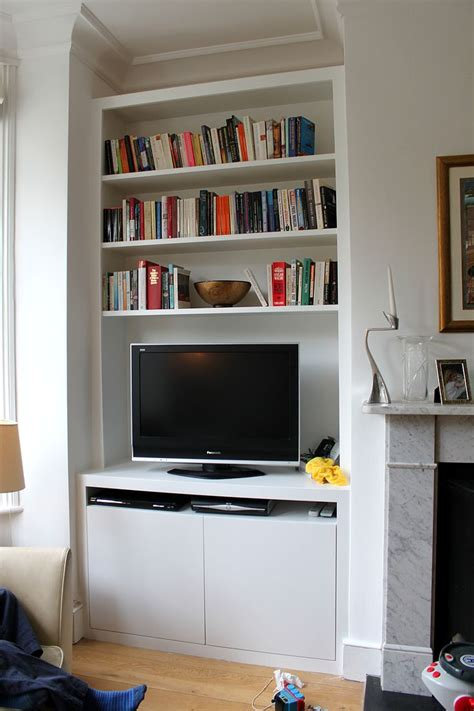Tv Bookcases by 25 Best Ideas About Tv Bookcase On Vintage