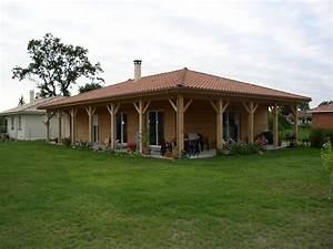 Les Constructeur De L Extreme Maison En Bois : constructeur maison bois landes ~ Dailycaller-alerts.com Idées de Décoration