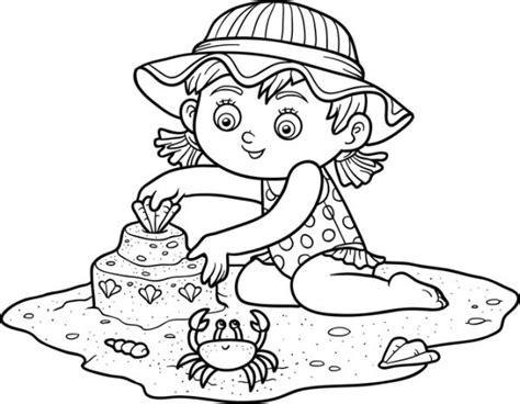 immagini da colorare per bambini estate ecco i disegni sull estate da colorare per bambini tutto