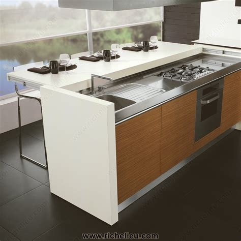 build a kitchen island out of cabinets coplanar cabinetry hinges clean contemporary kitchen