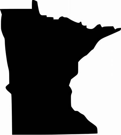 Minnesota State Svg Icon Shape Clipart Outline