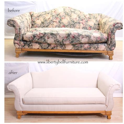 cost to recover sofa sofa reupholstering liberty bell furniture repair