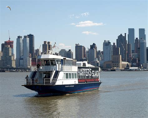 Ferry Boat New York by Photo