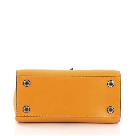 louis vuitton city steamer handbag leather mini  stdibs
