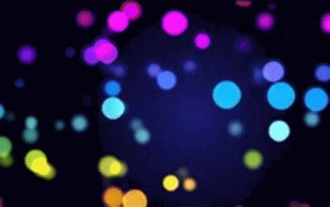 colorful gif colorful dots floating gif colorfuldots floating