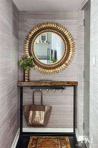 12, Smart, Ways, To, Style, Textured, Wallpaper
