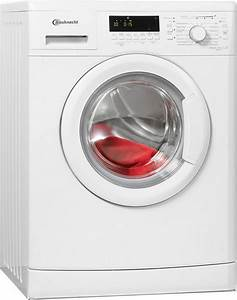 Waschmaschine 9 Kg : bauknecht waschmaschine wak 91 9 kg 1400 u min otto ~ Markanthonyermac.com Haus und Dekorationen