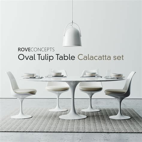 rove concepts tulip table oval tulip table full size of dining oval dining table 96