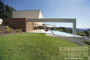 Schwimmbad Zu Hause De : das schwebende wellnesshaus schwimmbad zu ~ Markanthonyermac.com Haus und Dekorationen
