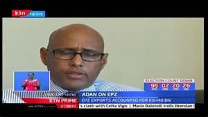 Industrial CS Adan Mohammed has a plan to create more jobs ...