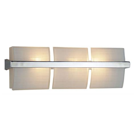 Lowes Bathroom Vanity Light Fixtures by Shop Style Selections 3 Light Adner Chrome Bathroom Vanity