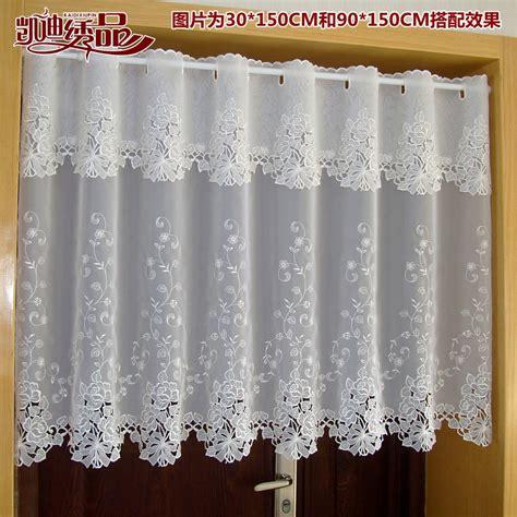 d馮lacer en cuisine achetez en gros rideaux de dentelle pour la cuisine en ligne à des grossistes rideaux de dentelle pour la cuisine chinois aliexpress com