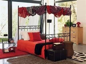 Ciel De Lit Alinea : decorando la francesa camas ~ Teatrodelosmanantiales.com Idées de Décoration
