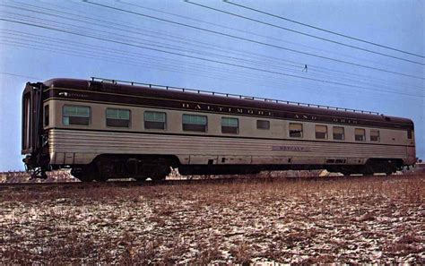 Passenger Train Cars,