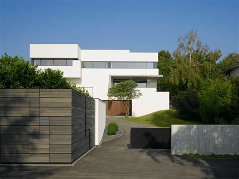 Moderne Häuser Stuttgart by Energiespar Villa Vernunft Trifft Sch 246 Nheit Manager Magazin