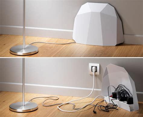 cache cable pour bureau 15 idées pour cacher et ranger vos câbles fils et prises