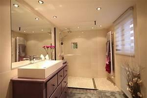 l39art de metamorphoser une salle de bains blog 123deviscom With salle de bain design avec dimension meuble de salle de bain