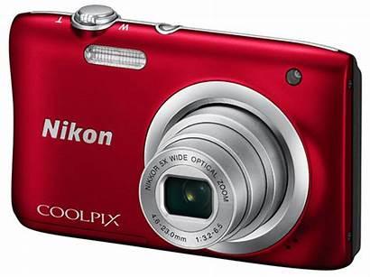 A100 Nikon Coolpix Camera Cameras Slim Ultra