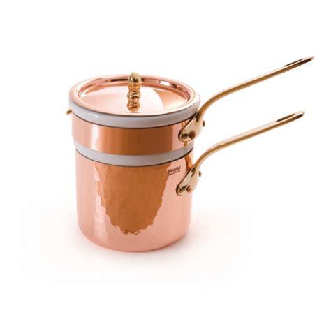 copper bain marie mauviel