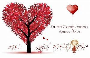Auguri Buon Compleanno Amore Frasi Romantiche Messaggi E