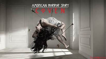 Coven Horror Story American Wallpapers Medo Exclusivos
