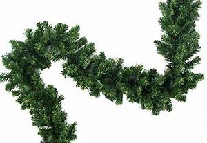 Girlande Weihnachten Beleuchtet : 40 led girlande gr n beleuchtet tannengirlande 270 cm weihnachten au en elknim ~ Frokenaadalensverden.com Haus und Dekorationen
