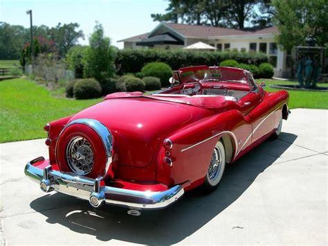 Buick Skylark Convertible Red Classic Cars