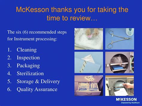 ppt cleaning packaging and sterilization of instruments