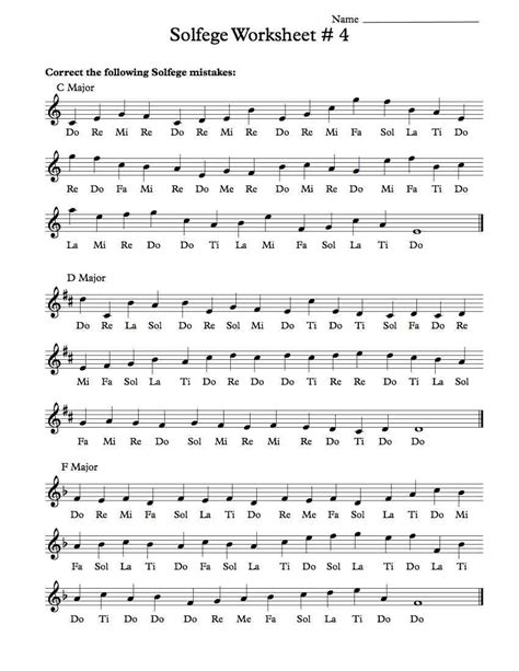 Worksheets For Middle School Chorus Worksheets Best Free Printable Worksheets