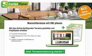 Obi Rasenmäher Roboter : wunschterrasse online gestalten obi gartenplaner garden ~ Eleganceandgraceweddings.com Haus und Dekorationen