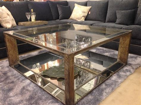 2018 Best Of Mirrored Coffee Tables