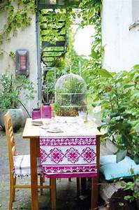 top 3 diy ideen fur balkon und terrasse solebichde With markise balkon mit skandinavische vintage tapeten