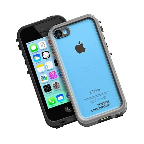 iphone 5c lifeproof genuine lifeproof fre shock waterproof for apple
