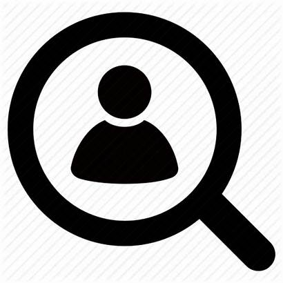 Icon Member Locate Browse Friend Icons Data