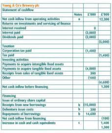 Cash Flow Statement Definition
