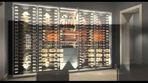 caves 224 vins design sur mesure projets 3d 2011 2012