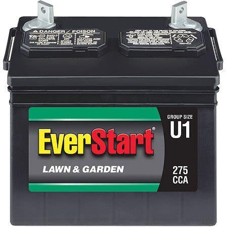 garden tractor battery everstart lawn garden battery u1p walmart