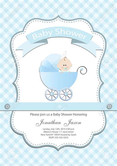 baby  invitation cards templates