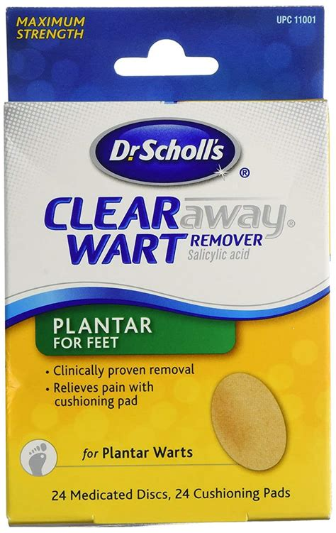 planters wart treatment does dr scholl s wart remover really work
