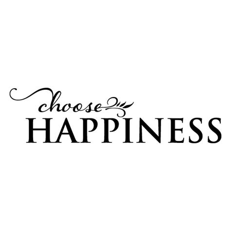 choose happiness wall quotes decal wallquotescom