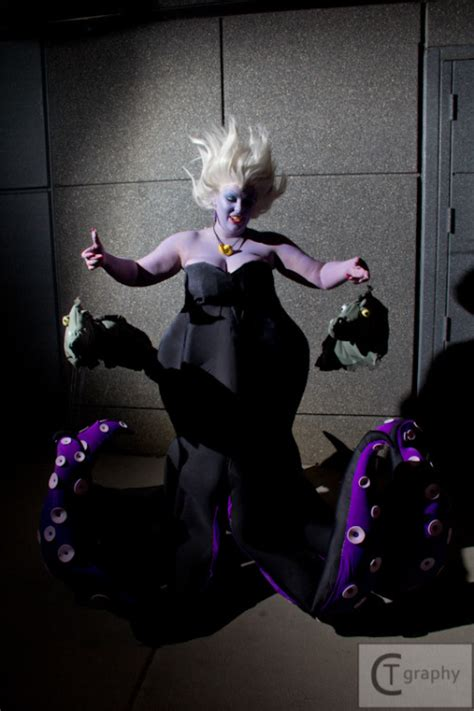 ursula cosplay   render  speechless  gce