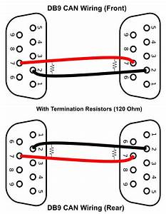 can bus wiring diagram a basics tutorial tek eye With can bus termination
