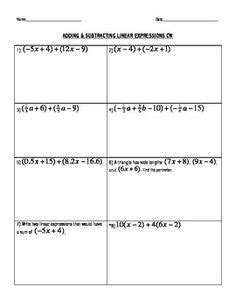 adding  subtracting integers word problems