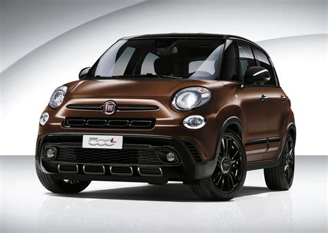 2019 Fiat 500l by 2019 Fiat 500l S Design Launches In The Uk