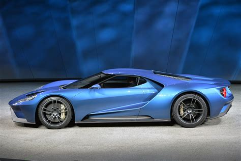 Ford Gt Concepts by Ford Gt Concept Detroit 2015 Photo Gallery Autoblog