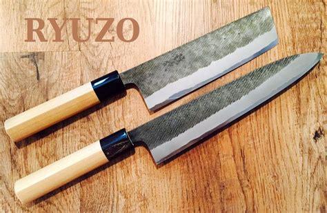 couteau de cuisine professionnel japonais couteau japonais artisanal ustensiles de cuisine