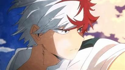 Todoroki Shoto Mha Anime Picsart Edit Manga
