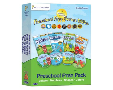 preschool prep basics 4 pack dvds 449 | dvd 4pack info large 01