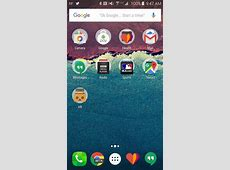 Organize your Android phone's home screen The Download