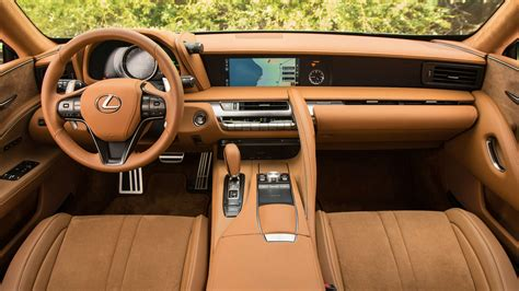 These Are The 10 Best New Car Interiors, According To